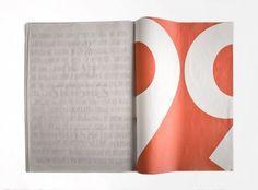 100% | Bitique #design #typography #newspaper