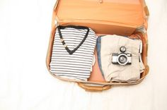 CNTWLL ETC #bag #camera #travel #clothes