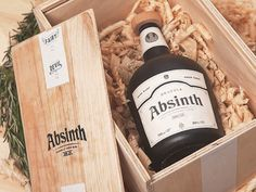 ABSINTH by The Branding People