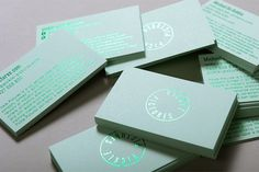 Our Work - Liquorice Studio #businesscard #branding