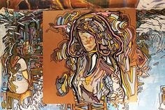 Extraordinary Paintings by Emir Aktunc - JOQUZ #painting #art