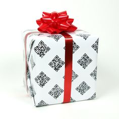 QRapping Paper™ on the Behance Network #christmas