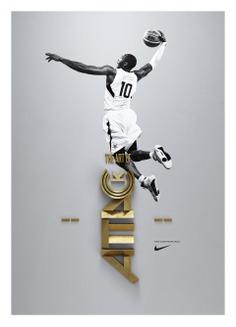 Nike / Art of Attack on Behance