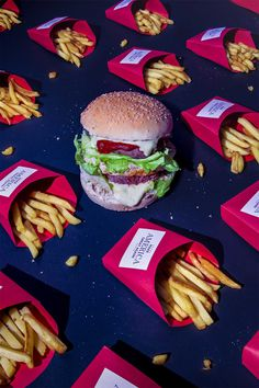 Power and Food: Dan Bannino Captures Favorite Food of The World's Powerful People
