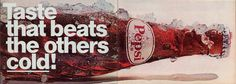 All sizes | Pepsi Cola Ad 1969 | Flickr - Photo Sharing! #advertisement #typography