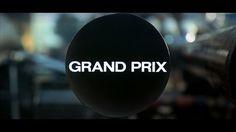 Saul Bass | Grand Prix (1966) title sequence #bass #movie #title #grand #saul #1966 #sequence #prix