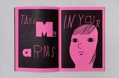 Duke Press | Yo You Youth #pink #print #book #black #illustration #type #magazine #typography