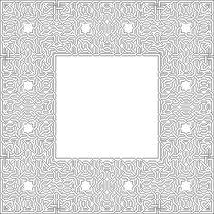 Interlaced Patterns – Alhambra
