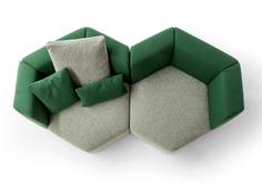 Deep Green Color Trend - InteriorZine