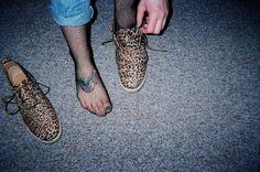 The Lost Dreams of Mariko Sano #shoes #legs #bird #tattoo #fashion #animal