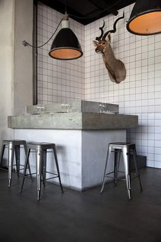 Lamp Industriel