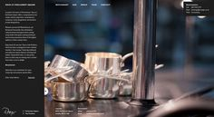 The Best Designs / Best Web Design Awards & CSS Gallery » Roux at Parliament Square #fvdfvv