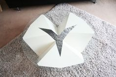 Butterfly Table by Romain Duclos