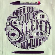 Ben Johnston #lettering #handdrawn #quote #type #typography