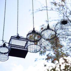 Dezeen - architecture and design magazine #cage #bird