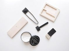 Grooming Accessories : JACQUES-ELIE RIBEYRON — PRODUCT DESIGN