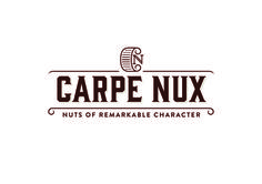 4 DA_Carpe_Nux_LOGO.jpg #logo #nuts