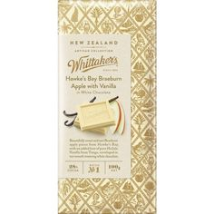#whittakers #chocolate #packaging #print #pattern #artisan #gold