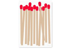 Google Image Result for http://www.thisiscollate.com/wp-content/uploads/120612_1.png #illustration #vector #matches #clean