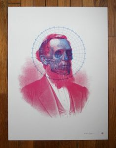 Screen Prints - Mark Weaver #screenprint