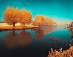 The Surreal, Infrared Photography of David Keochkerian #photography #infrared #landscape