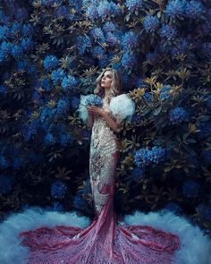 Beauty and Fantasy Fine Art Portraits by Grace Almera