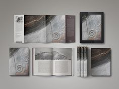 Robert Smithson, artist monograph, book design by The Frontispiece