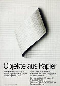Object aus Papier