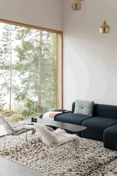 Dalarna House in Sweden by Dive Architects 14