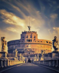 Stunning Instagrams of Rome by Dino Presciutti
