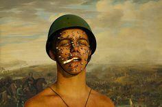 Fine Art Self-Portraits by Marwane Pallas