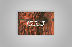 VICE Business Cards, 2013 #2013 #cards #vice #business