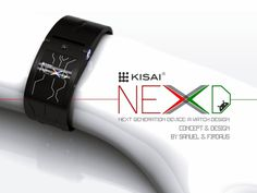 NEXD Android Watch