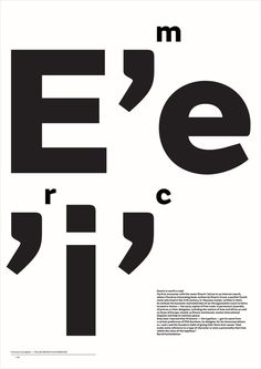 FS Emeric ExtraBold #poster