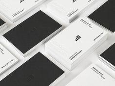 madgas business card #business #branding #card #print #design #letterpress #identity