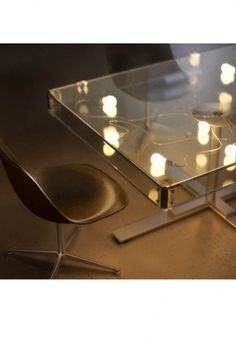 New Year's card #table #light #rendering
