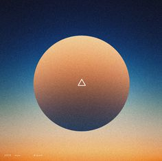 bloom album #circle #album #gradient