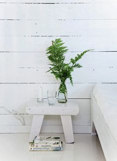 Simple Finnish Summerhouse Inspiration - emmas designblogg #interior #design #decor #deco #decoration