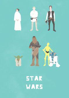 Star Wars by Alexander Jackson