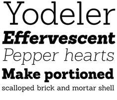 Sanchez by Daniel Hernández #font #serif #slab #type #latinotype #typography
