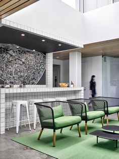 Fresh and Dynamic Workspace for Barrows Advertising in SoHo, New York City 7