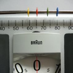 All sizes | Braun HW 1 | Flickr - Photo Sharing! #modern #braun #mid #century