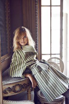 Branislav Simoncik for Maxima Portugal #model #girl #photography #portrait #fashion