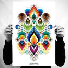 MWM Graphics | Matt W. Moore #posters #buzzy