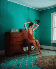 Conceptual and Fine Art Portrait Photography by Steve Gindler