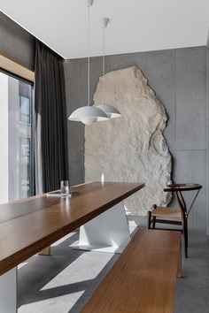 Minimalist Residence with New Soul: Less is More 7