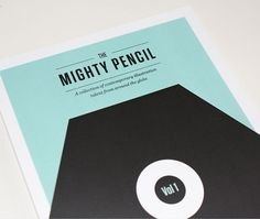 The Mighty Pencil #book #steven #bonner