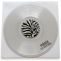 karl hector / stones throw #recordcover #vinyl #clear #zebra