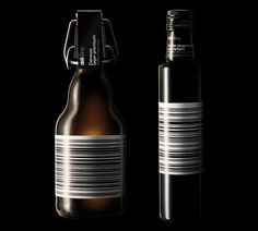 DeliShop.jpg 500×451 pixels #deli #barcode #bottle #packaging #shop #minimal #enric #aguilera