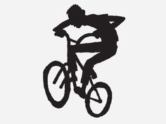 Bike #illustration #logo #icon #bike #cycling